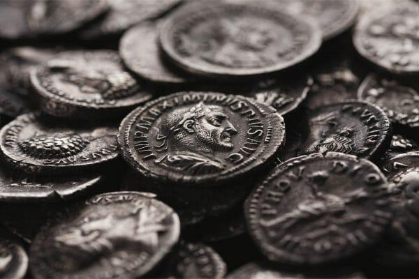 RomanCoins.org is for sale